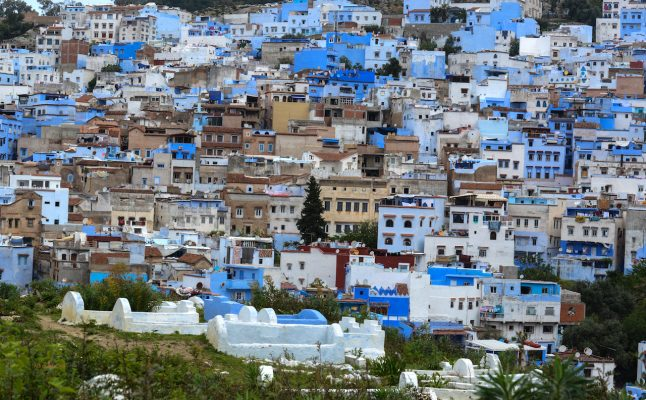 day trip to Chefchaouen