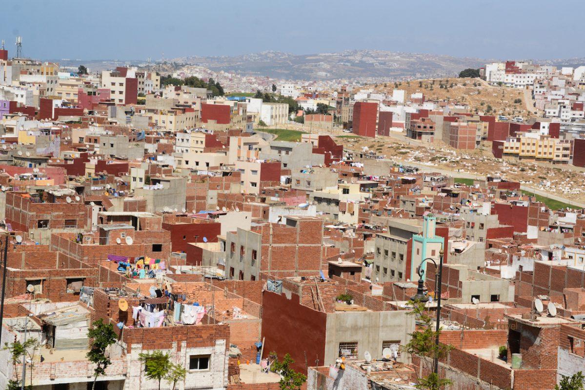tour in Tangier