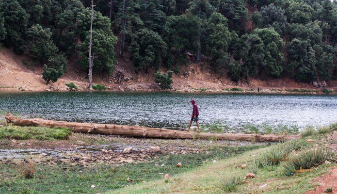 lake Tiguelmamine