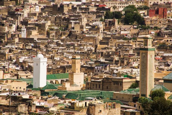 Fes Medina- top of places to visit in Morocco