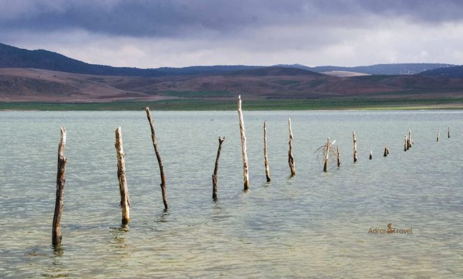 Lake Ifrah/ best lakes in Morocco