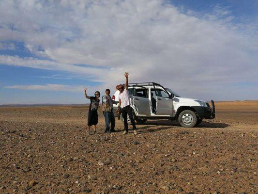 Morocco camping tour