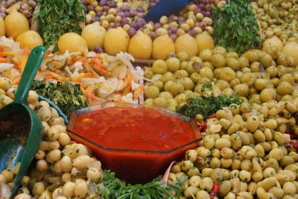 Morocan food
