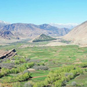 High Atlas and desert tour