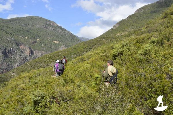 Trekking Talassemtane National Park