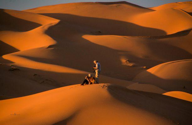 DEEP DESERT TOUR IN 4 DAYS