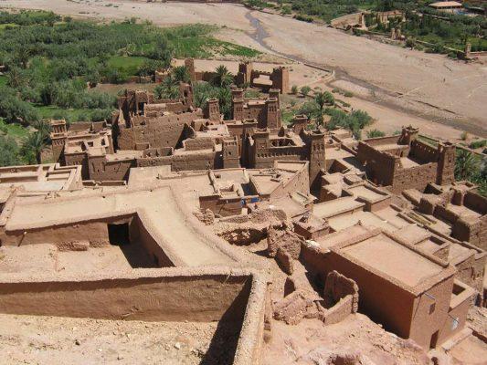 Ait ben Haddou- family tour in Morocco