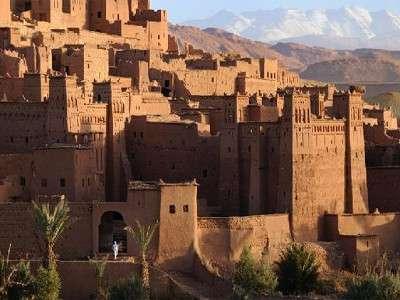 Desert trip from Agadir