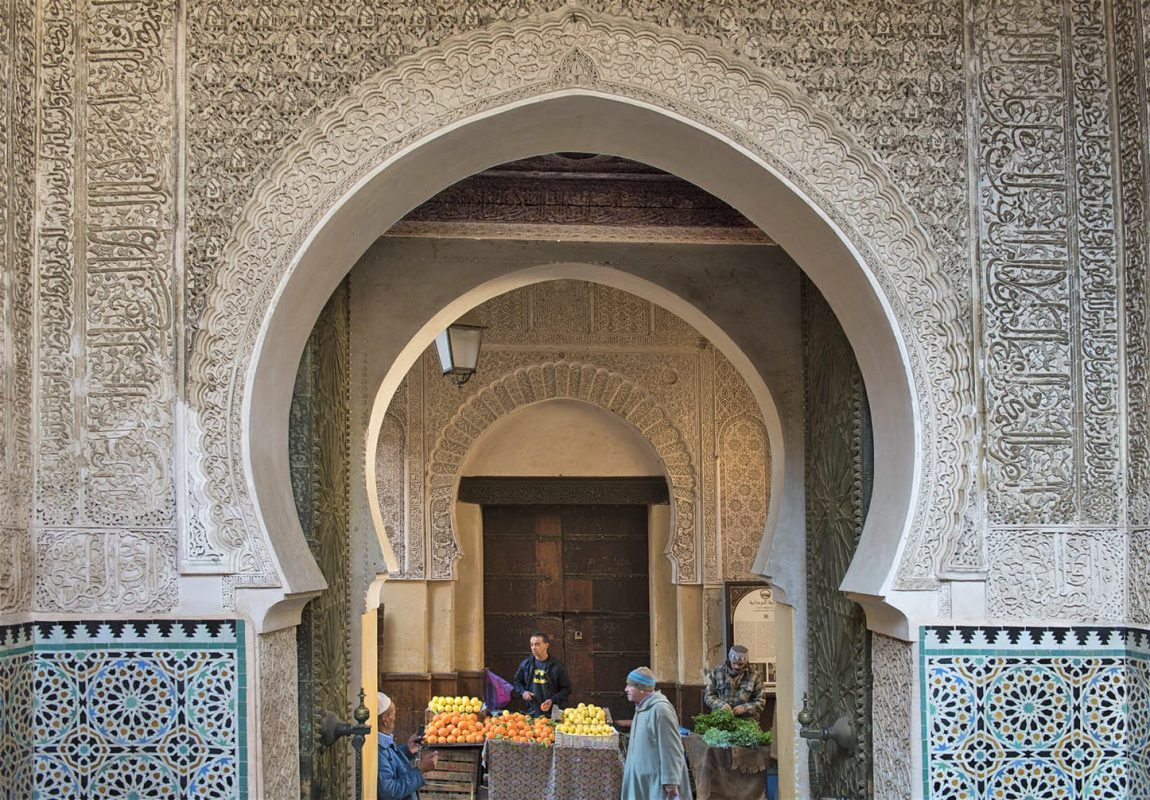 tips to travel to Morocco