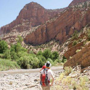 Mgoun trekking