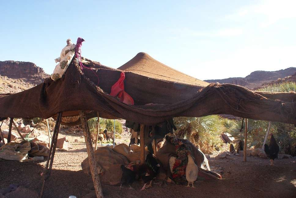 the last nomads in Morocco