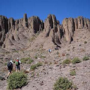 trekking in Saghro