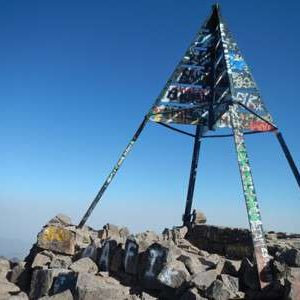 Toubkal peak