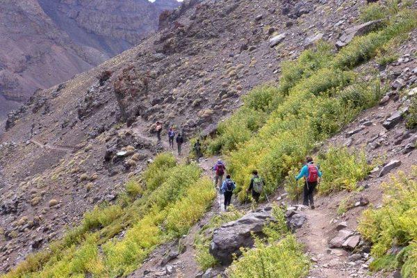 trekking Mountains- 5 best treks in Morocco