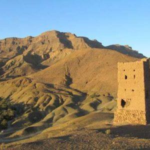 Draa valley Morocco