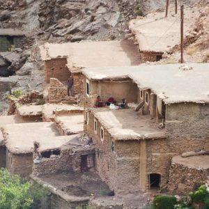 Homestay Berber nomads Saghro Mountains