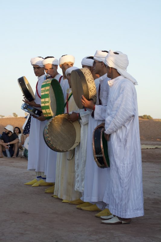 dance and Music in Morocco