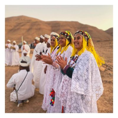traditional music and dance in Morocco