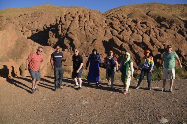 Morocco shared tours