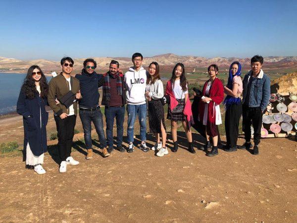 Share desert tour from Fes to Marrakech