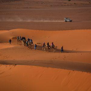 3 days desert tour from Marrakech to Fes