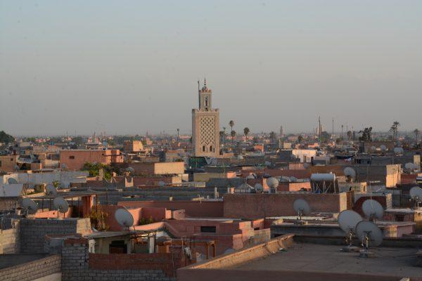 Shared Sahara tour from Marrakech