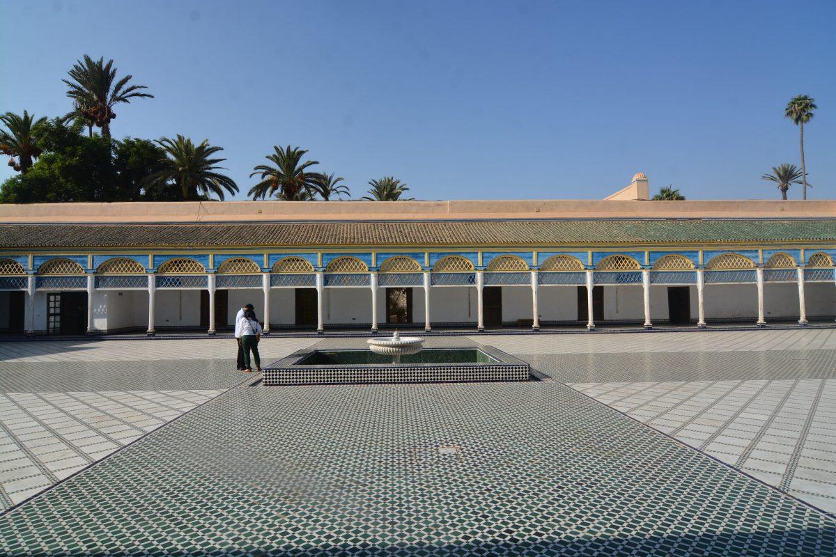 Visit Bahia palace
